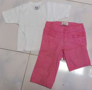 Set for 2-3yrs old