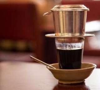 Vietnamese Coffee Drip