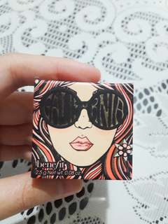 AUTHENTIC benefit galifornia blush