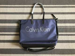 CK Calvin Klein UNISEX Sport Holiday Travel Gym Outdoor Large Bag
