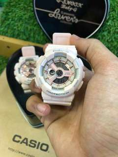 Authentic Quality G-Shock Couple Watch