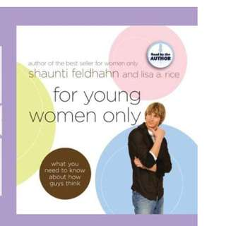 For young women only! (Christian dating book)