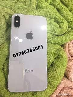 IPHONE X 256GB OPENLINE