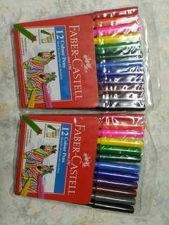顏色筆2排