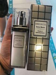 Borghese全效淡斑抗氧素30ml(原價500)