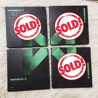 [WTS] MONSTA X The Connect Version 3 (III)
