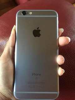 iPhone 6S Space Grey 128 GB