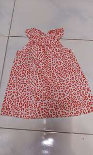 Carter Dress for 1yr old