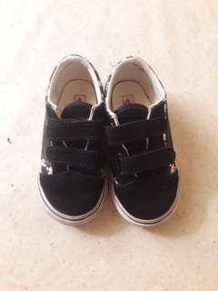 FREE SF! AUTHENTIC Vans Old Skool For Toddlers