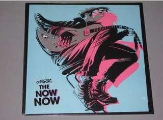 Gorillaz The Now Now Vinyl LP