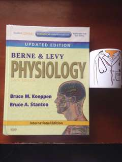 Berne and Levy Physiology REPRICED!