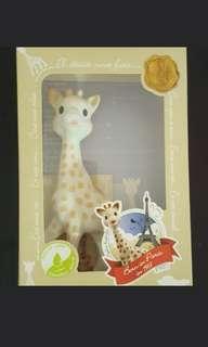 Authentic Sofie Giraffe