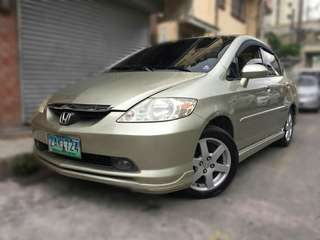 Honda idsi Vtec top of the line (manual trans)