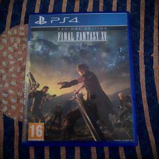 BD PS4 Final Fantasy XV 15
