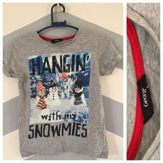 George Frozen Shirt