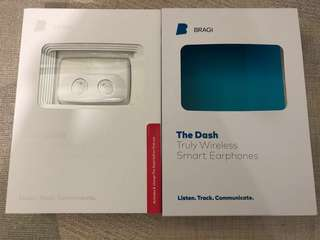 Bragi True Wireless The Dash (White)
