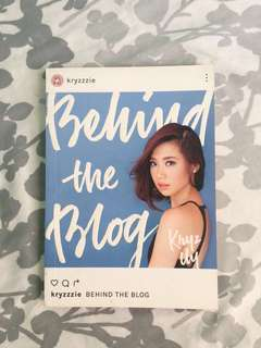 Behind the Blog ~ Kryz Uy