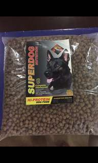 K9 dog food superb Nutrient ( for any kind of dog or puppies)