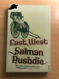 East, West by Salman Pushdie