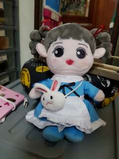 Alice Chanyeol Doll 😍