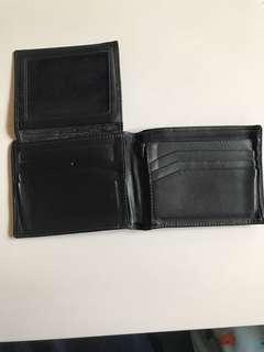 Braun Buffel black wallet (authentic)