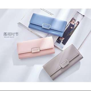 Forever Young Korean Fashion Wallet with actual photos