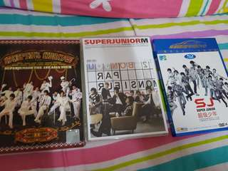 Super Junior Album Bundle