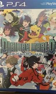 Digimon World: Next Order PS4