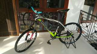 MOSSO bicycle
