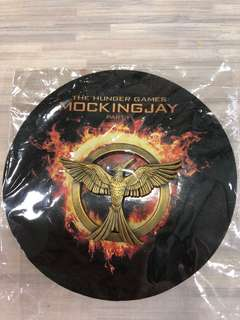 Mockingjay Brooch/Pin Memorabilia