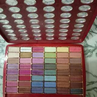 Cosmetick miss rose ayeshadow  blush on bedak