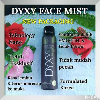 DYXY Facemist