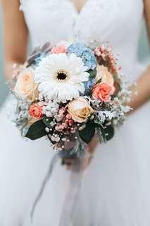 #076 ROM/Wedding Flora