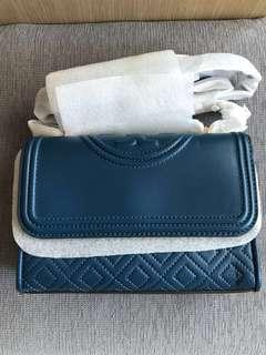 Tory Burch - Fleming Small Convertible Shoulder Bag