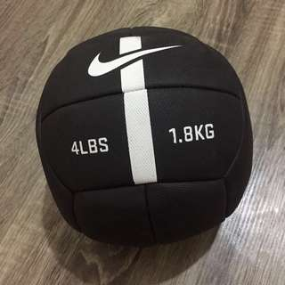 ❗️MARKDOWN❗️4Lbs NIKE Strength Training Ball