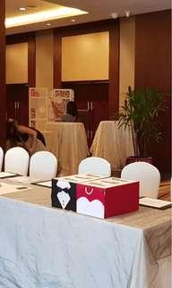 Bride&groom ang pow box