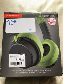 Plantronics Wireless Headphone