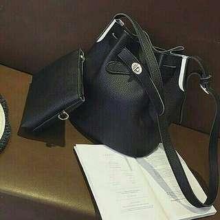 Sling bag import,  ada real pic,  MURAH