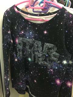 H&M Star Wars Top