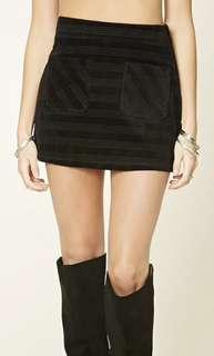 Mini Corduroy Skirt