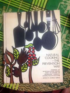 Natural Cooking -The Prevention Way