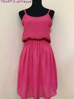 NEW! Flowy Pink Dress