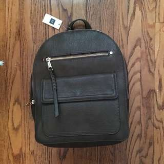 Leather Backpack from GAP