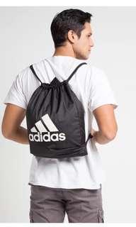 Drawstring bag adidas black/navy original