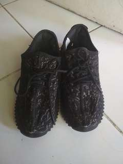 Black shoes slip on 45.000