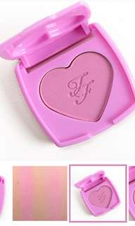 Blusher from Too Faced