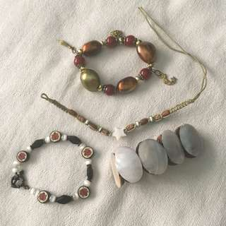 Assorted bracelet bundle