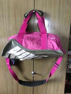 Nike Pink Duffel Bag