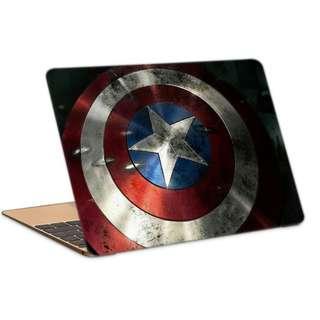 Laptop Skin / Laptop Sticker / Laptop Design / Marble / Marble Design / Pokemon / Justice League