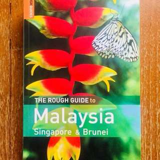 Travel book, Rough Guide to Malaysia